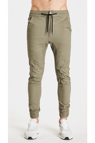 Nena Pasadena MENS COMMANDER PANT DUSTY OLIVE