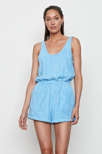 Atoir WOMENS THE JULIET PLAYSUIT - VISTA BLUE - Elwood 101
