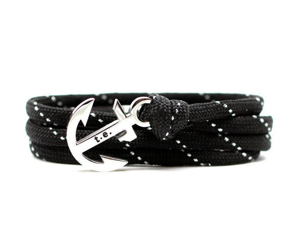Thread Etiquette JULIUS ANCHOR BRACELET - Elwood 101