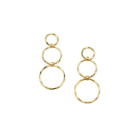 LOUISE EARRINGS GOLD