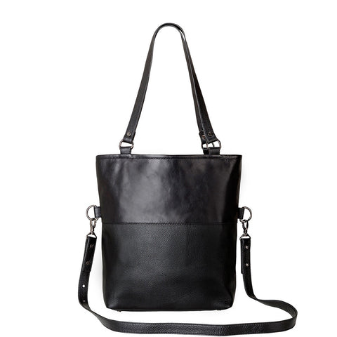 WASTELAND BAG BLACK/BLACK