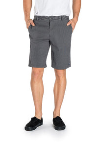 Elwood MENS LONGLEY WALK SHORT GREY/BLACK..Last One Available - Elwood 101
