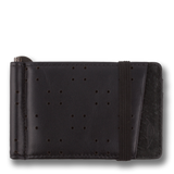 Orchill ARMADA MENS LEATHER WALLET STEALTH BLACK
