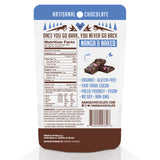 Healthy Dark Chocolate Bark Nutrition Information