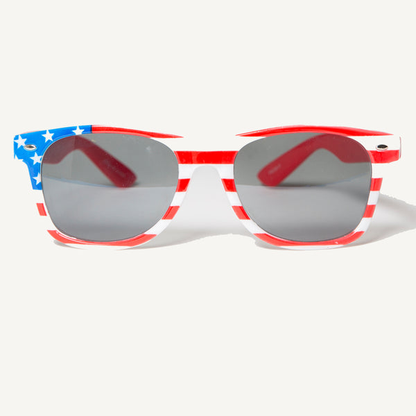 American Flag Sunglasses - Salty Dames