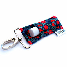 Load image into Gallery viewer, Lip Balm Keychain {Pomegranates}