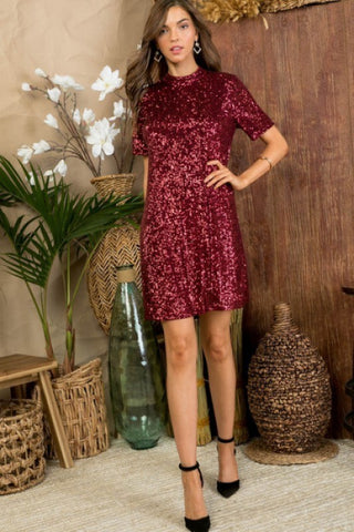 The Hallmark Glam Dress-2 Colors