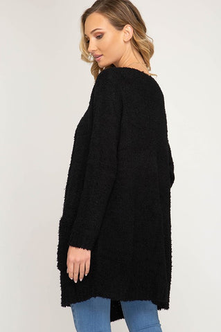 The Ultimate Black Cardy