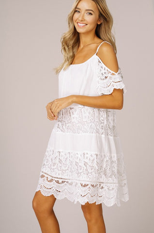 The Lace Eloise Dress