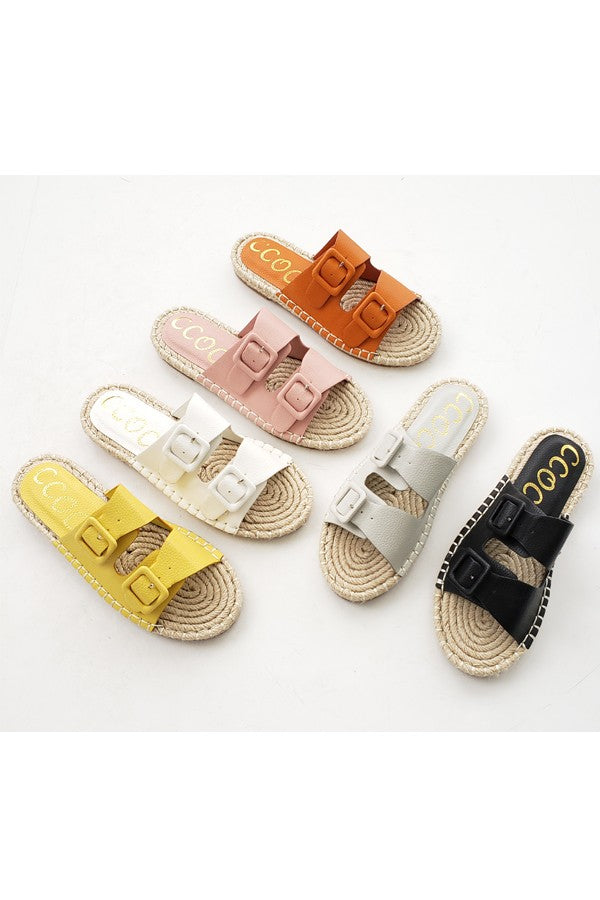 The Daisy Sandals in 3 Colors