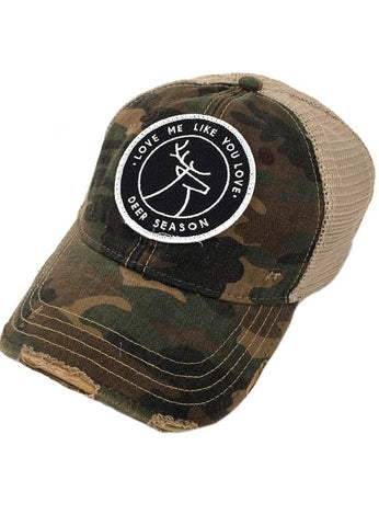 Deer Season Hat