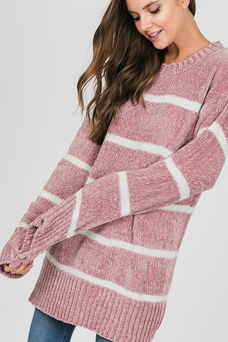 The Charlotte Sweater in 3 Colors