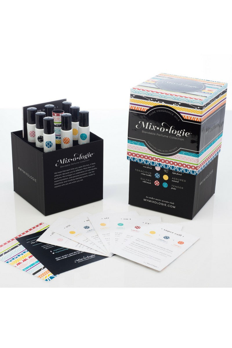 Mixologie Luxe Set- ALL Scents