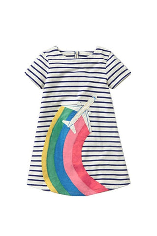 The Mini Going Places Dress