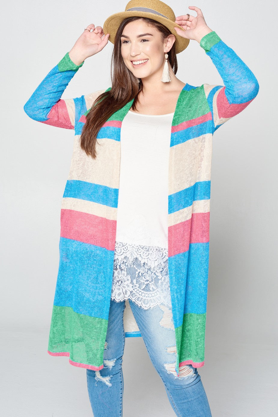 The Summer Surprise Cardy in ALL Sizes