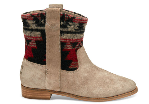 Laurel Tribal Boot