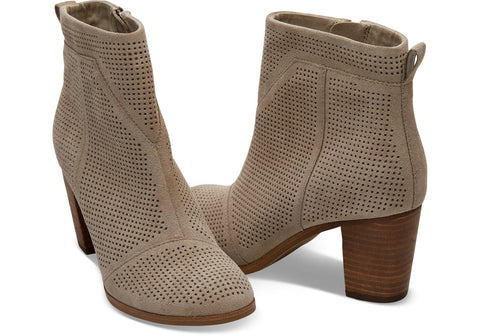 Lunata Boot in Taupe
