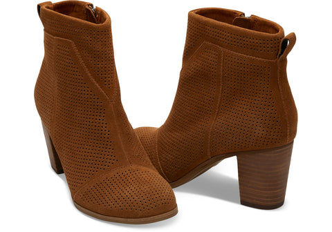 Lunata Boot in Brown