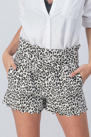 The Animal Paperbag Shorts in 2 Colors
