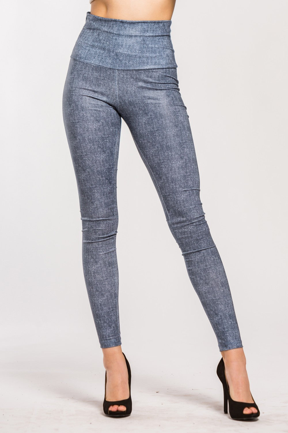 The Denim Landry Leggings