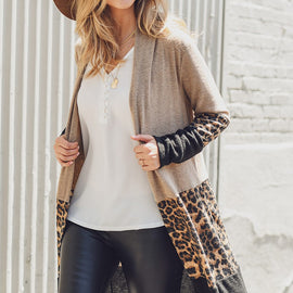 The Taupe Combo Cardy