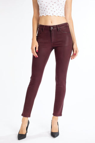 - The Coated Skinnies in Wine