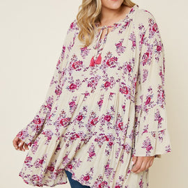 The Hayden CURVY Tunic