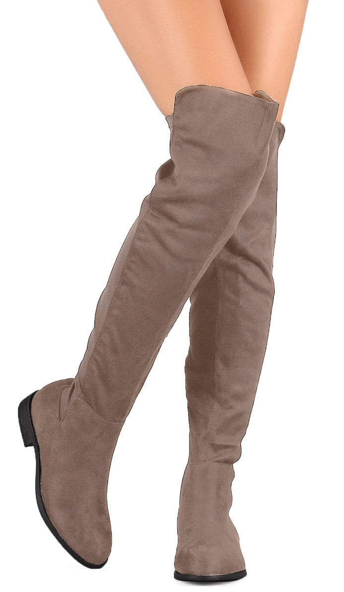 The Oksana Boots in 2 Colors
