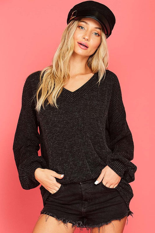 The Letty Long Sleeve Top