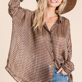 The Working Woman Top