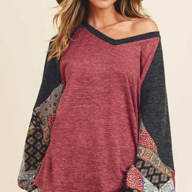 The Lucy Top in 2 Colors