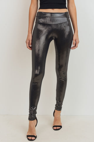 The Metallic Landry Leggings 2.0