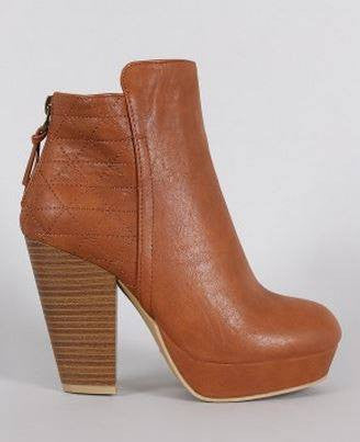 Carrie Ankle Booties