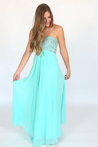 The Melissa Mint Formal
