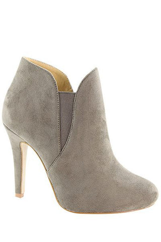 Denton Booties - Taupe