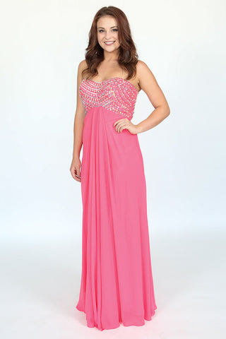 The Melissa Coral Formal