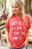 For The Boys T-shirt - 4 Colors