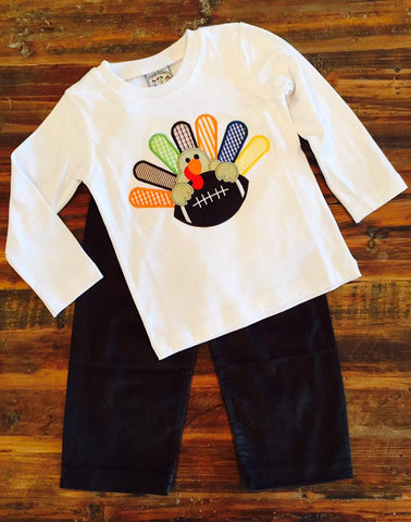 Turkey Football Set
