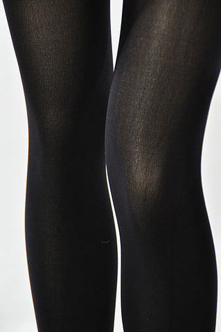 Basic Tights in Black