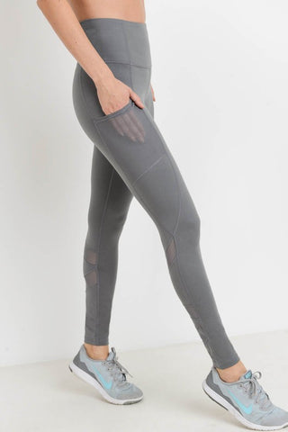 The Keto Lover Leggings-2 Colors