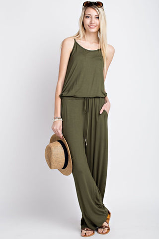 The Liza Jumpsuit-5 Colors