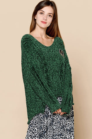The Bungalow Sweater