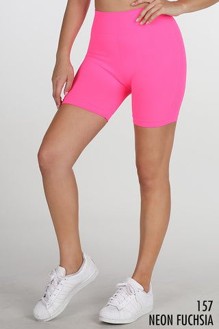 The Biker Shorts in 3 Colors