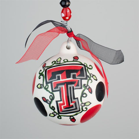 TTU Ornament