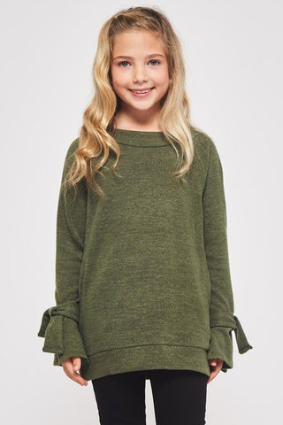 The Britlee Bell Tunic in 2 Colors-Mini