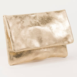 The Hannah Foldover Clutch