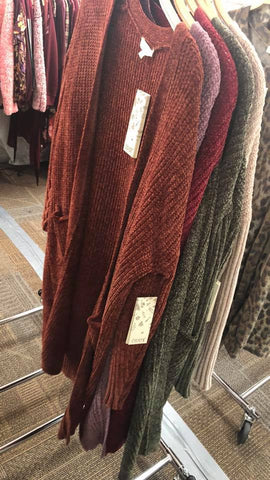 The Perfect Cardigan in 6 Colors