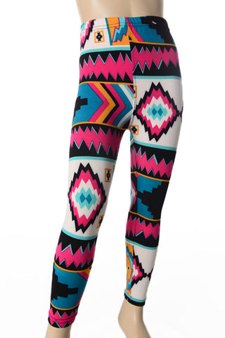 CYBER STEAL-Kids Leggings