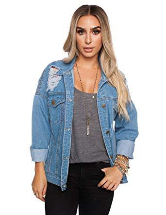 The Heidi Denim Jacket