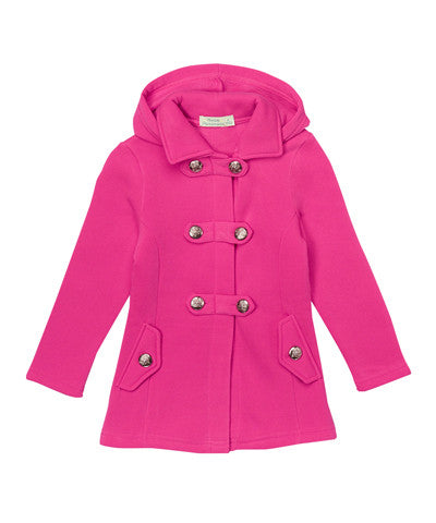 Princess Mia Coat - Pink